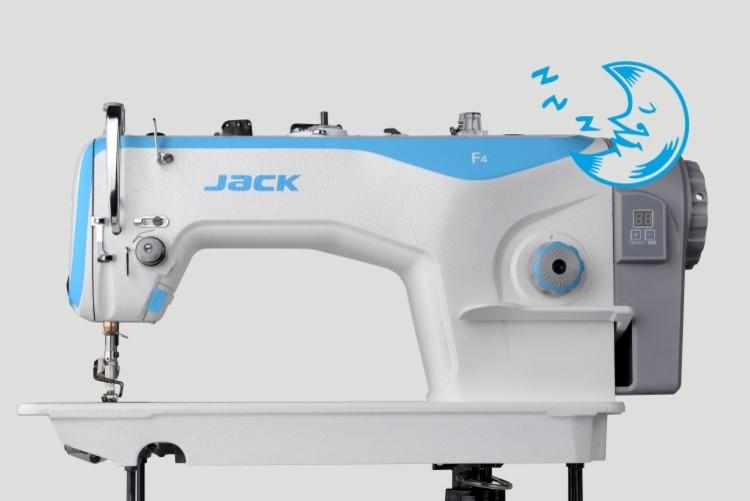 Jack F4 1-jehlový šicí stroj se spodním ponorným podáváním-2