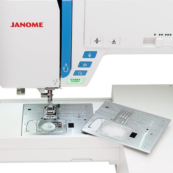 šicí a vyšívací stroj Janome Skyline S9-4
