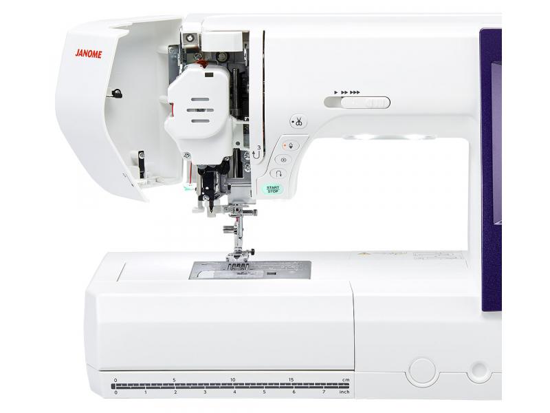 šicí a vyšívací stroj Janome MC 9850-5
