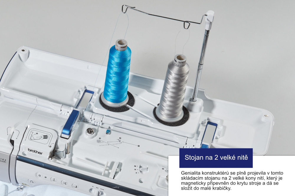 šicí a vyšívací stroj Brother Luminaire XP1-7