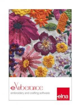 Vyšívací program Elna eXuberance Full