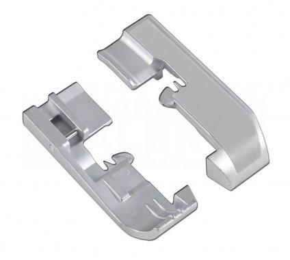 Teflonová kompozitní overlocková patka B5002T22A