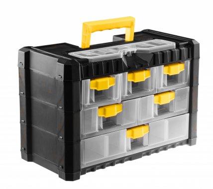 skříňka organizér 400x200x260 Topex