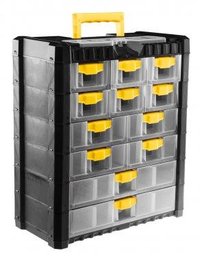 skříňka organizér 400x200x458 Topex