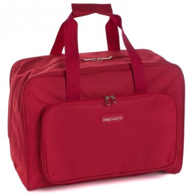 taška na šicí stroje 20x43x37cm RED