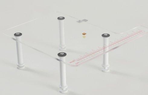 rozšiřující stolek pro Juki MO-80