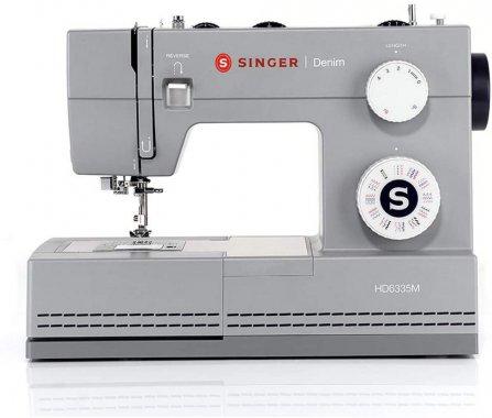 šicí stroj Singer HD6335M DENIM