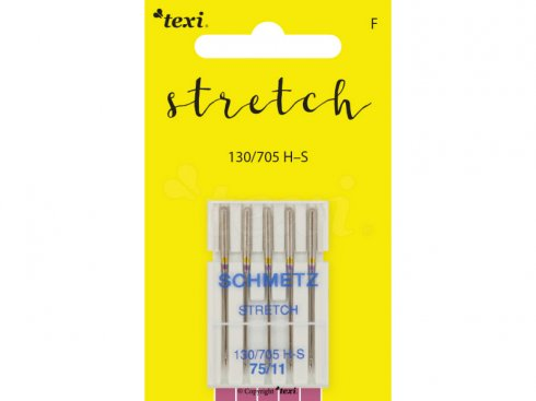 jehly stretch 130/705H-75x5ks Schmetz