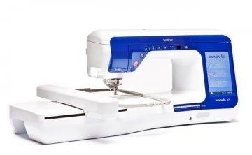 šicí a vyšívací stroj Brother INNOV-IS V7 + software PeDesign PLus ZDARMA