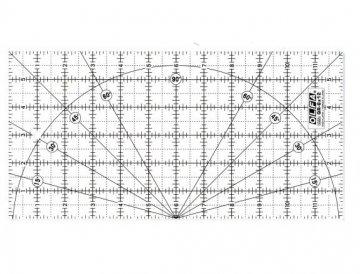 patchworkové pravítko QR-6x12 palců OLFA
