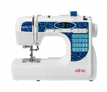 šicí stroj Elna Star Edition