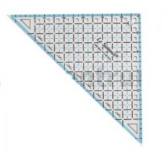 patchworkový troúhelník 1/2 6palců