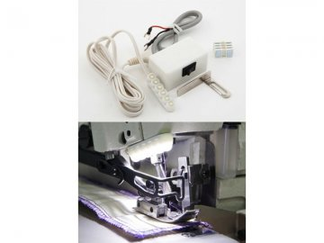 Lampička LED pro šicí stroje s trafem a magnetem-240V/0.5W-6LED
