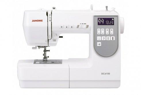 šicí stroj Janome DC6100