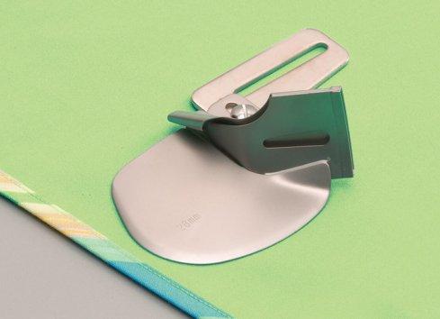 patka pro všívání pásku(40mm) pro olemování B0421S05A