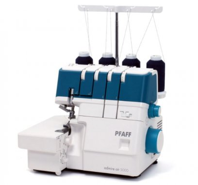 overlock Pfaff Admire Air 5000