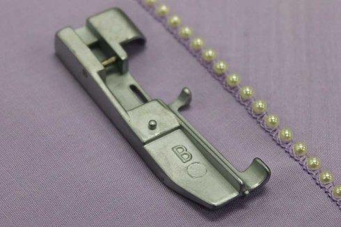 patka pro našívání korálků, perel B5002-01A-C