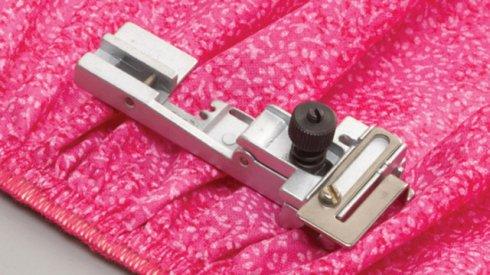 patka pro všívání gumy B5002S01A