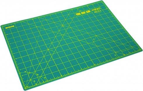 řezací podložka OLFA zelená PATCHWORK 470x320x16mm