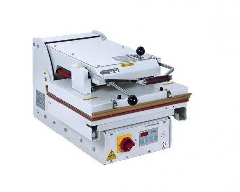 průmyslový žehlící lis PL/T500 50x40cm - mechanické uzavírání