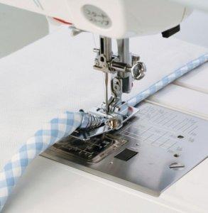 Patka pro lemování textilní páskou (10-14mm)