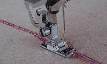 patka pro tkanice 7mm (3tkanice) Brother F013