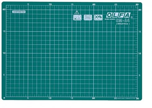 řezací podložka na PATCHWORK 320x220x2mm OLFA