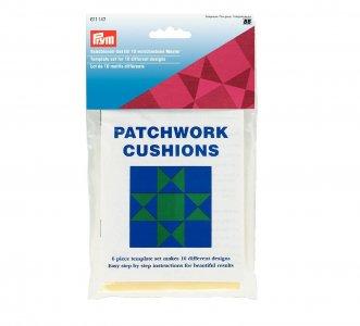 šablona set - 10 vzorů - patchwork