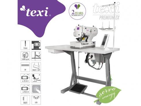 průmyslový dírkovací šicí stroj TEXI O PREMIUM EX