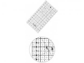patchworkové pravítko 160x320mm