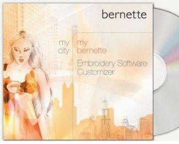 vyšívací software Bernette Customizer