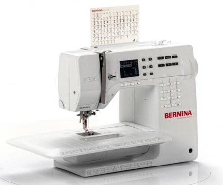 šicí stroj Bernina 335
