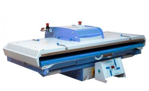 průmyslový žehlící lis PLT/1250 125x50 PNEUM