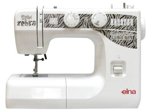 šicí stroj Elna 1000 Sew Zebra